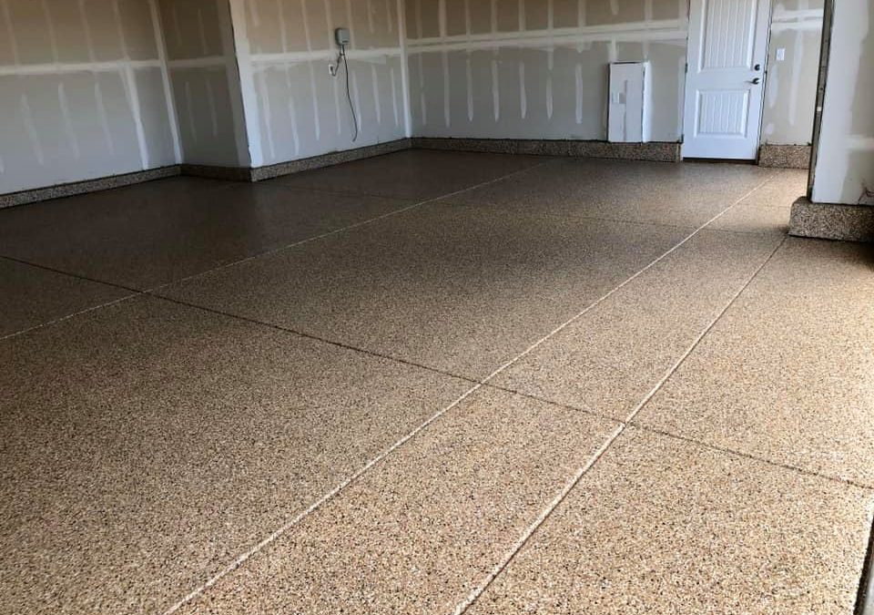 How to Choose the Right Concrete Sealer for Your Garage Floor
